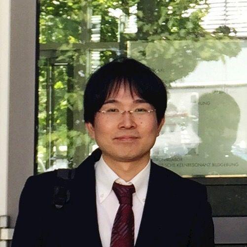 Tetsuhiko Teshima head shot